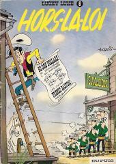 Lucky Luke -6c84- Hors-la-loi