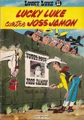 Lucky Luke -11b66- Lucky Luke contre Joss Jamon