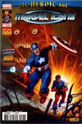 Marvel Icons (Marvel France - 2011) -7- Quand tout est perdu, la bataille est gagnée