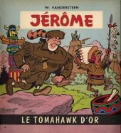 Jérôme -4- Le tomahawk d'or