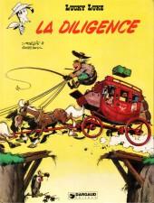 Lucky Luke -32c79- La diligence
