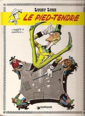 Lucky Luke -33c81- Le Pied-Tendre