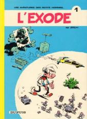 Les petits hommes -1a1983- L'exode