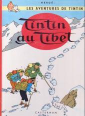 Tintin (Historique) -20C6Bis- Tintin au Tibet