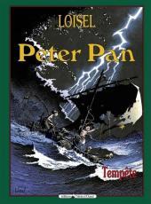 Peter Pan (Loisel) -3b04- Tempête