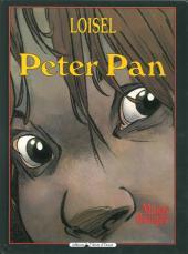 Peter Pan (Loisel) -4a2002- Mains rouges