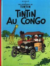 Tintin (Historique) -2C6- Tintin au Congo