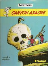 Lucky Luke -37a82- Canyon Apache