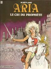 Aria -13b1994- Le cri du prophète