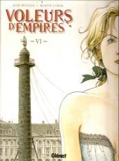 Les voleurs d'Empires -6b2004- La semaine sanglante