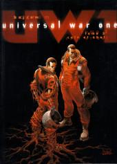 Universal War One -3a- Caïn et Abel