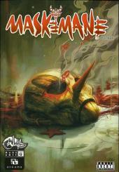 Maskemane -4- L'homme au masque de bois