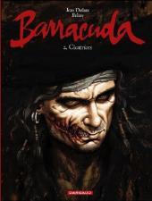 Barracuda (Jérémy) -2TL- Cicatrices