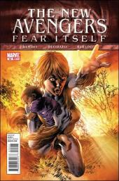 New Avengers (The) (2010) -15- Fear itself part 2