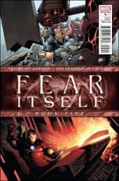 Fear Itself (2011) -5- Brawl