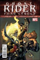 Ghost Rider Vol 7 (Marvel - 2011) -2- Give up the ghost