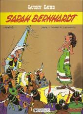 Lucky Luke -50a83- Sarah Bernhardt