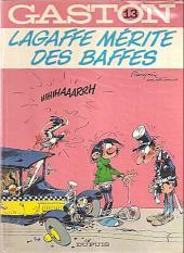 Gaston -13a1980/01- Lagaffe mérite des baffes