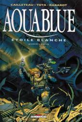 Aquablue -6b06- Étoile blanche - Première partie