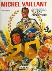 Michel Vaillant -SP04a- Spécial 20e anniversaire