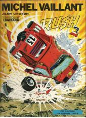 Michel Vaillant -22a1973'- Rush