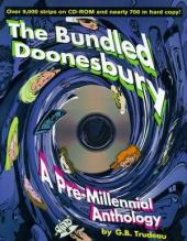 Doonesbury -10- The bundled Doonesbury - a pre-millenial anthology