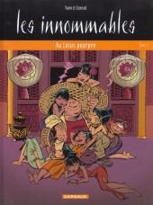 Les innommables (Série actuelle) -5- Au Lotus pourpre