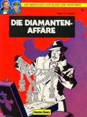 Blake und Mortimer (Die Abenteuer von) -5- Die Diamanten-Affäre
