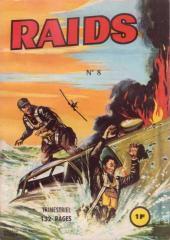 Raids -8- L'odyssée du Graf Spee