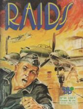 Raids -54- Objectif droit devant