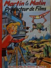 Martin le Malin -9- Producteur de films