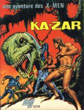 X-Men (Une aventure des) -1- Ka-Zar