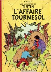 Tintin (Historique) -18B23Ter- L'affaire Tournesol