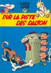 Lucky Luke -17a64- Sur la piste des Dalton