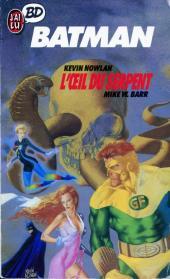 Super Héros (Collection Comics USA) -POC- Batman : L'œil du serpent
