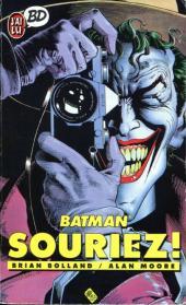 Batman : Souriez (The Killing Joke) -Poc- Souriez !