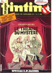 (AUT) Jacobs, Edgar P. -2- Le Théâtre du mystère