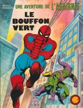 Araignée (Une aventure de l') -1- Le Bouffon Vert