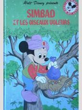 Mickey club du livre -232- Simbad et les Oiseaux Voleurs