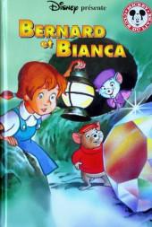Mickey club du livre -57- Bernard et Bianca