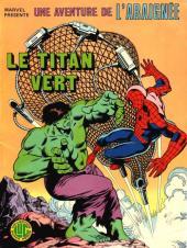 Araignée (Une aventure de l') -6- Le titan vert