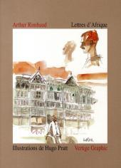 (AUT) Pratt, Hugo - Lettres d'Afrique