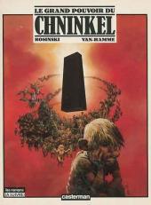Le grand pouvoir du Chninkel - Tome 0a