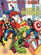 Araignée (Une aventure de l') -10- Au secours des Vengeurs!