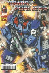 Transformers -2- Un réveil difficile
