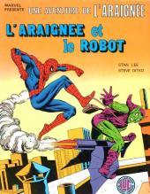 Araignée (Une aventure de l') -15- L'Araignée et le robot