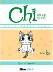 Chi - Une vie de chat (format manga) -6- Tome 6