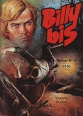 Billy Bis -10- La Pie mène l'enquête