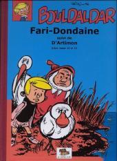Bouldaldar et Colégram -12- Fari-Dondaine, suivi de D'Artimon (Libre Junior 12 et 13)