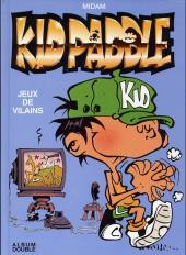 Kid Paddle -INTFL1- Jeux de vilains / Carnage total